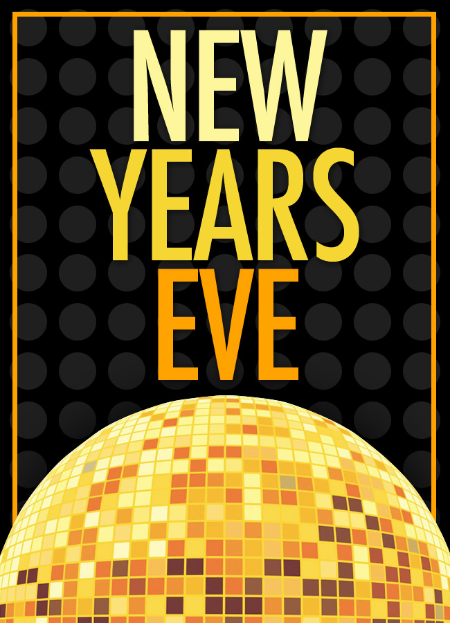Mansion New Years Eve