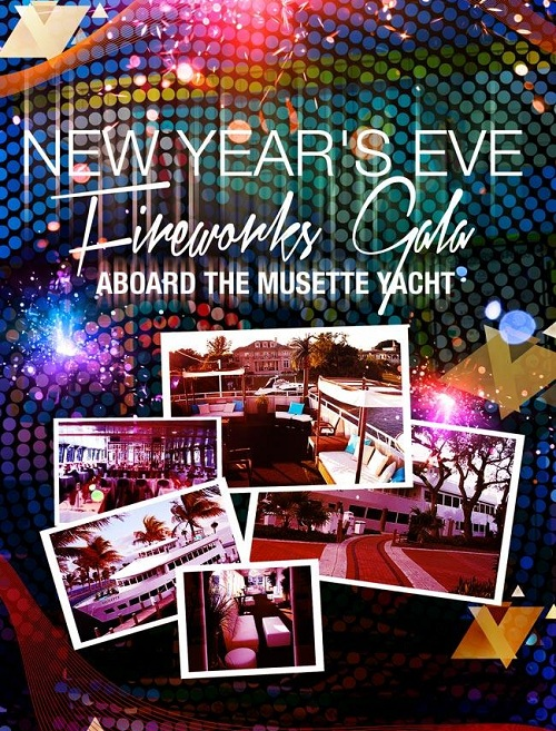 Musette Yacht Cruise New Years Eve